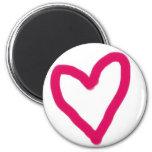 Heart Refrigerator Magnets