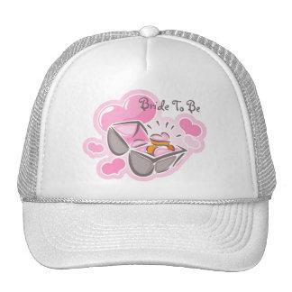Heart Ring Custom Cap
