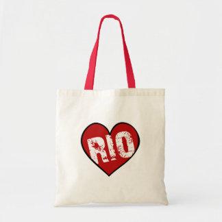 HEART RIO TOTE BAG