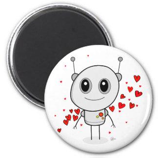 Heart Robot - Magnet