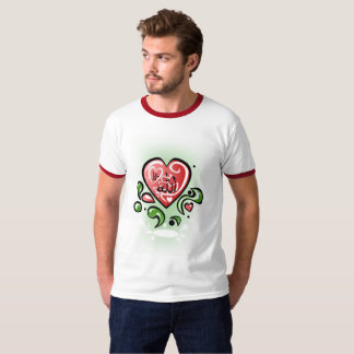 heart Rose for Allah T-Shirt