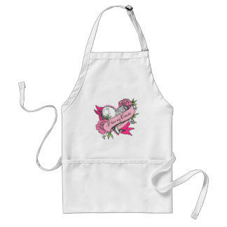 Heart & Roses Standard Apron