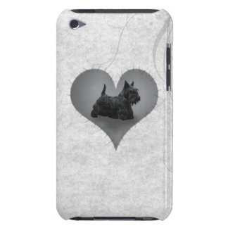 Heart Scottie Barely There iPod Cover