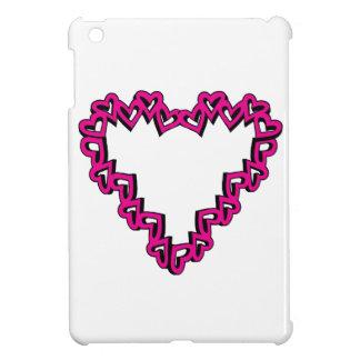 Heart Shape iPad Mini Cover