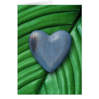 heart-shaped collection 29 greeting card