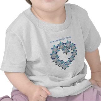 Heart-Shaped Crystals Shirt