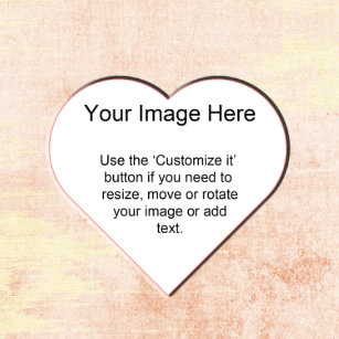 Heart Template Necklaces & Lockets | Zazzle co uk