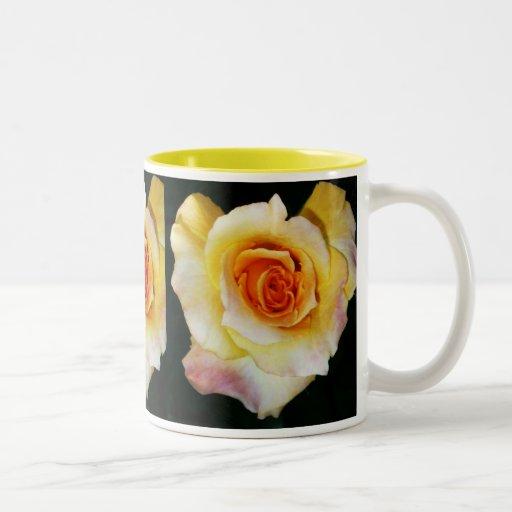 Heart Shaped Rose Cup Coffee Mug Zazzle