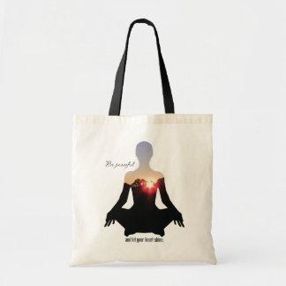 Heart Shine Meditation Bag