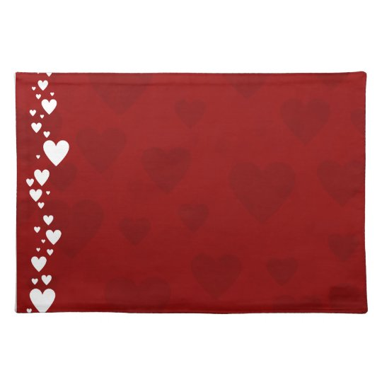 Heart Sides I Placemat