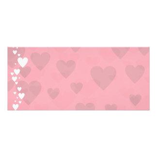 Heart Sides Custom Rack Card