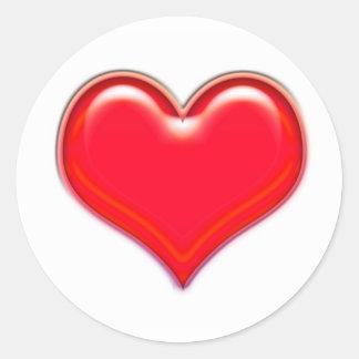 heart  sign sticker
