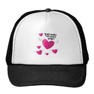 Heart Soar Cap