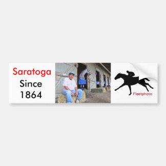Heart & Soul of Racing Bumper Sticker
