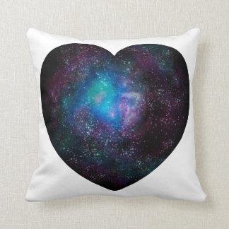 Heart Space Pillow