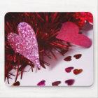 Heart Sprinkles Mouse Mat