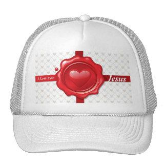 Heart Stamp 1 Hat