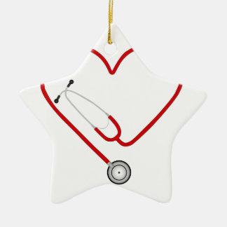 heart stethoscope.jpg christmas ornament