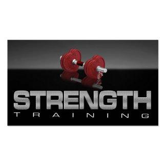 Heart Strength Business Card