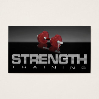 Heart Strength Business Card
