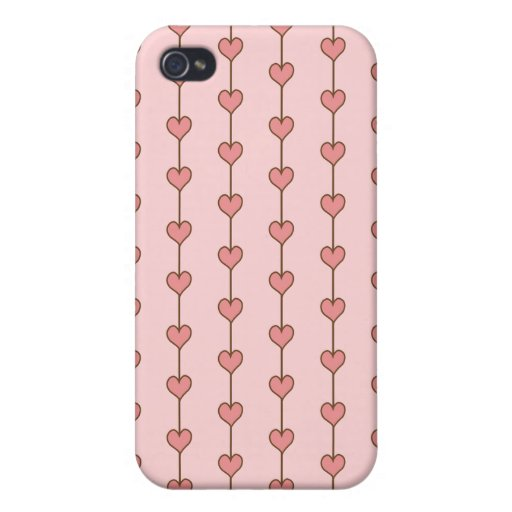 Heart Strings iPhone 4 Speck Case Case For iPhone 4