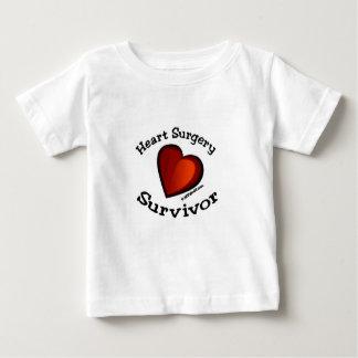 Heart Surgery Survivor Baby T-Shirt