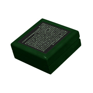 Heart Sutra (carrying young heart sutra) Trinket Box