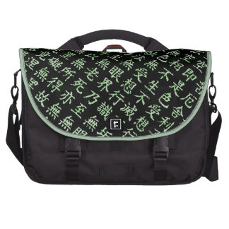 Heart Sutra Laptop Bags