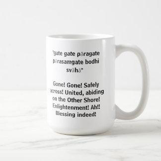 Heart Sutra Mug