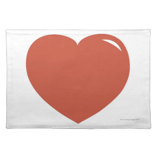 Heart Symbol Placemat