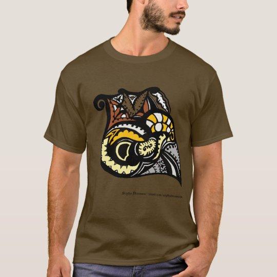 Heart T (Bear Pride), Scythe Dremora zazzle.c T-Shirt