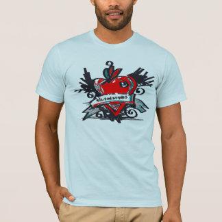 Heart Tattoo Milton Keynes t-shirt
