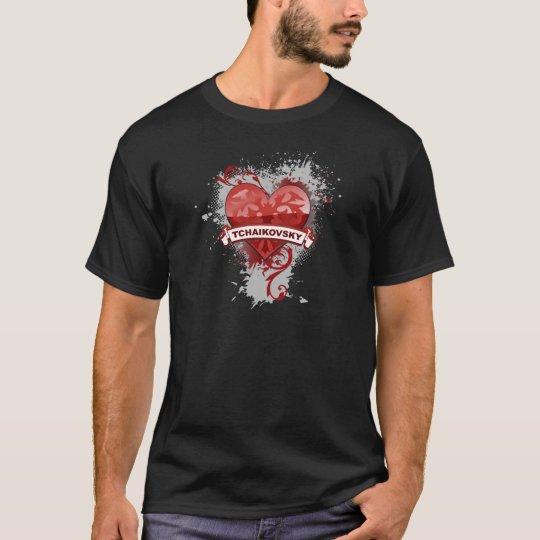 Heart Tchaikovsky T-Shirt