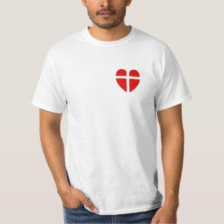 Heart Tee Shirts
