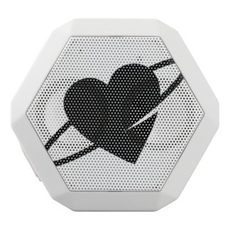 Heart Theory Basic White Bluetooth Speaker