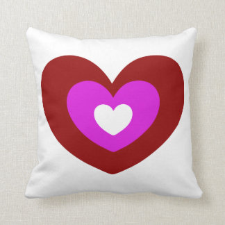 Heart Throw Pillow Cushion