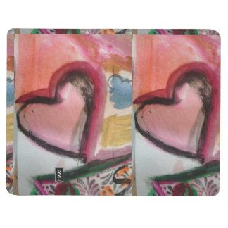 Heart to Heart Pocket Journal