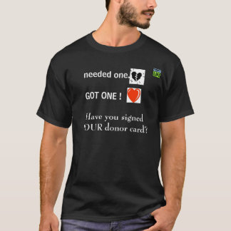 Heart Transplant Recipient II  T-Shirt