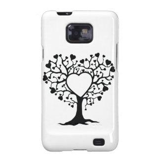 Heart Tree Samsung Galaxy S2 Covers