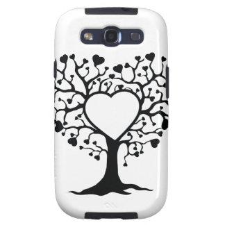 Heart Tree Galaxy SIII Covers