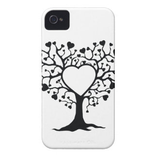 Heart Tree iPhone 4 Case-Mate Cases