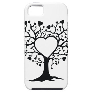 Heart Tree iPhone 5/5S Cases