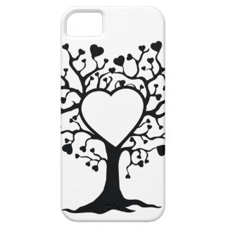 Heart Tree iPhone 5/5S Covers