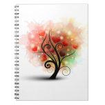 Heart Tree Notebook