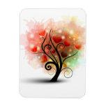 Heart Tree Premium Magnet