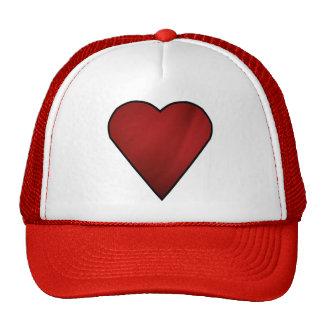 Heart Trucker's Hat