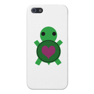 Heart Turtle Cover For iPhone 5/5S