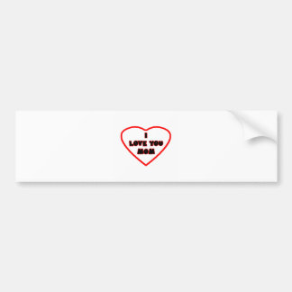 Heart White Transp Filled The MUSEUM Zazzle Gifts Bumper Stickers