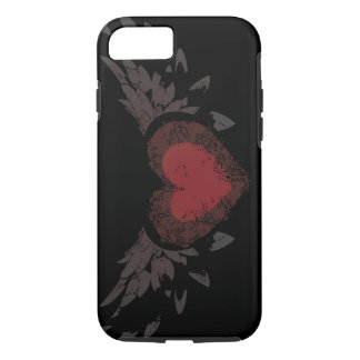 Heart with Wings iPhone 7 Case