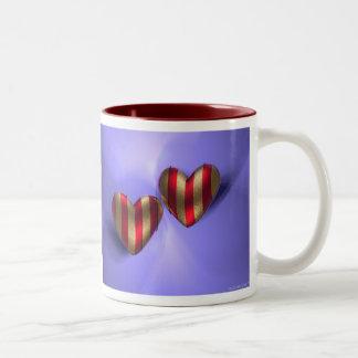 Heart Wraps 2 Coffee Mugs